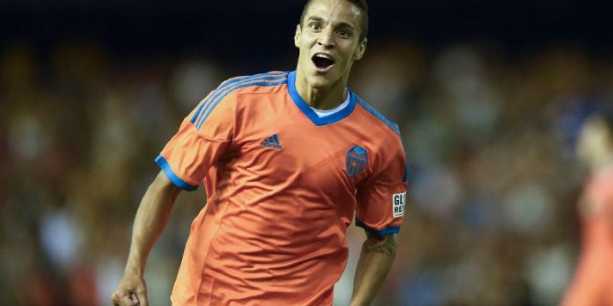 Otro Diego Costa: El joven delantero que podría perder Brasil a manos de España