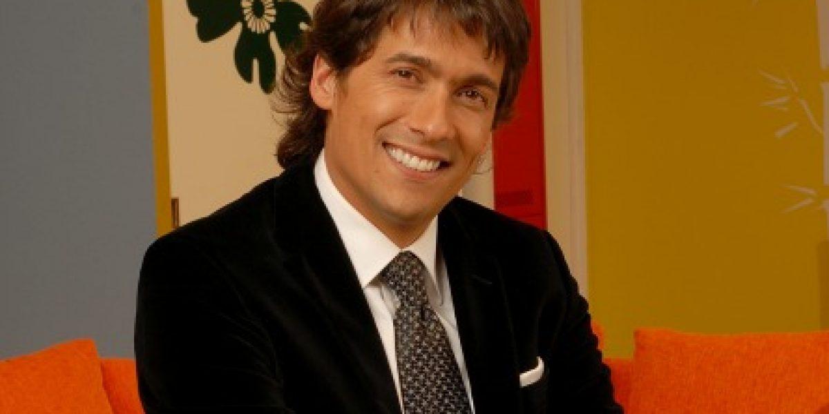 Rafa Araneda vuelve este viernes a la TV chilena... ¡y en TVN!