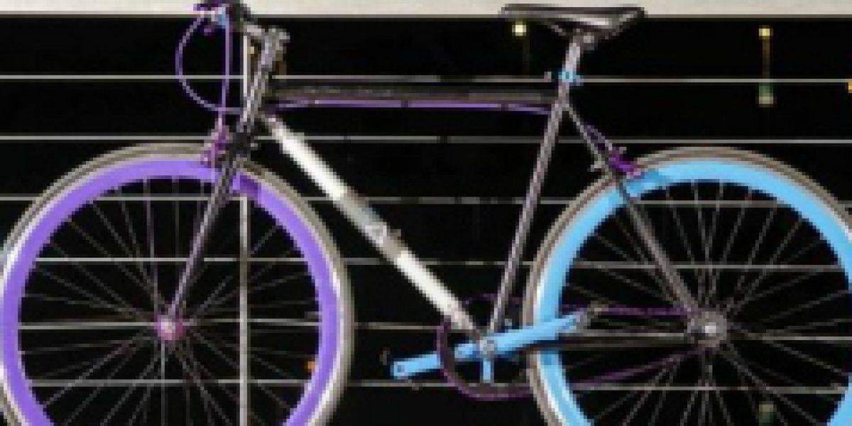 La bicicleta imposible de robar y creada por chilenos