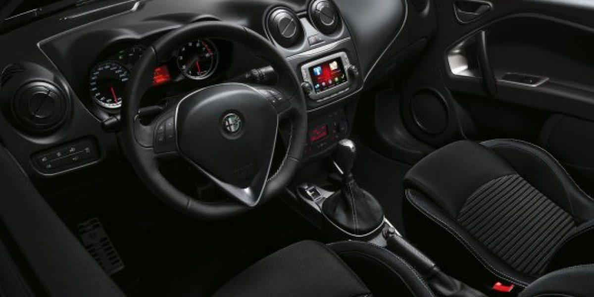 GALERÍA:Conoce al Alfa Romeo MiTo Junior