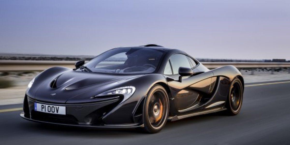 Dj Deadmau5 se autoregala un McLaren P1