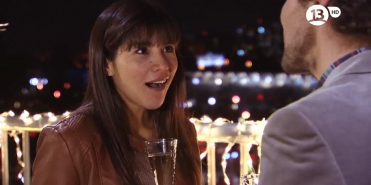 Loreto Aravena pasa las penas con nuevo galán en nocturna
