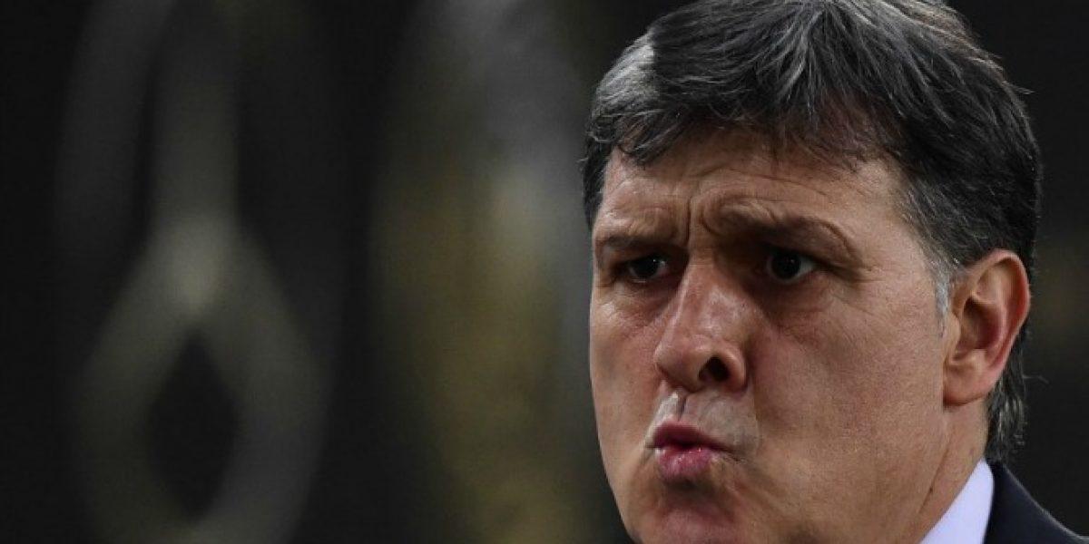 Éste sí es clásico: Martino dice que el Argentina-Brasil