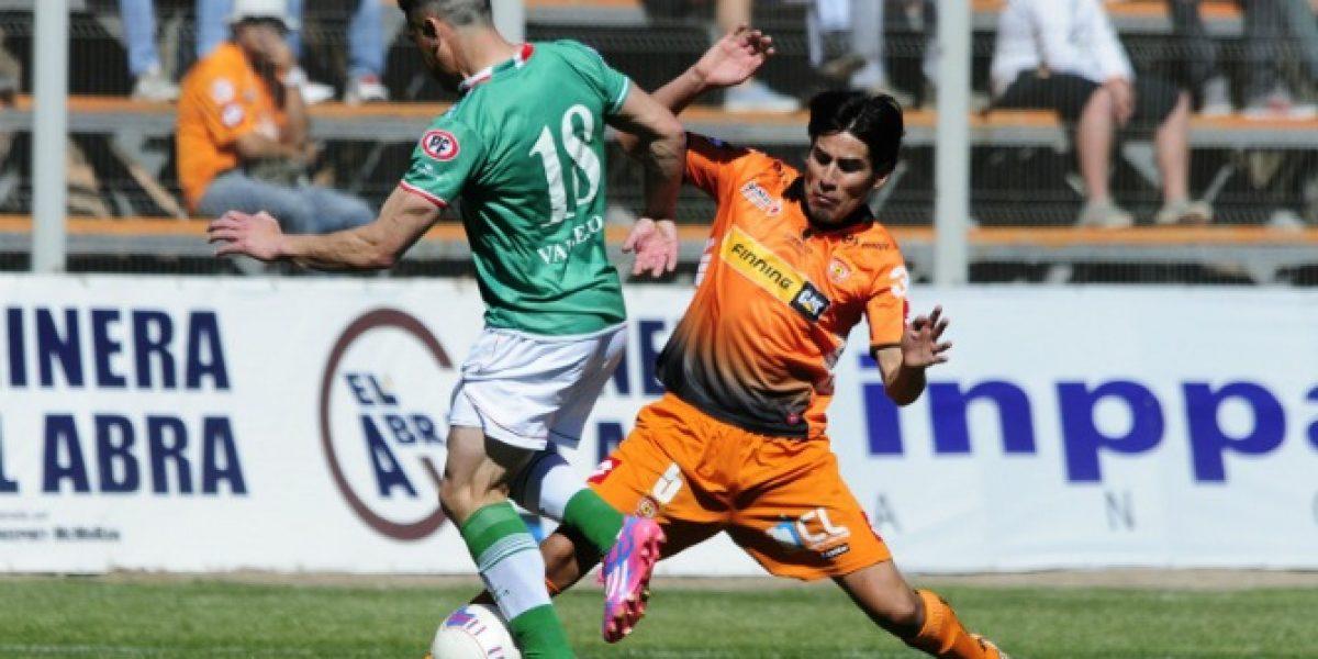 Volante peruano de Cobreloa asegura que el fútbol chileno no es superior al de su país