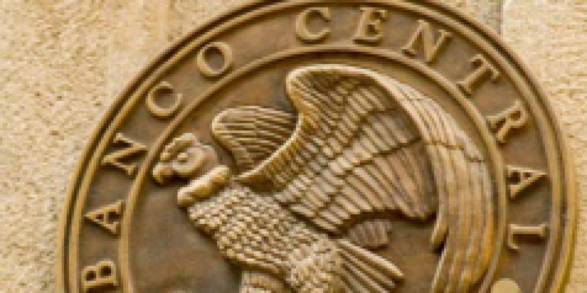 Banco Central: operadores financieros prevén rebaja de TPM a 3,00% en octubre
