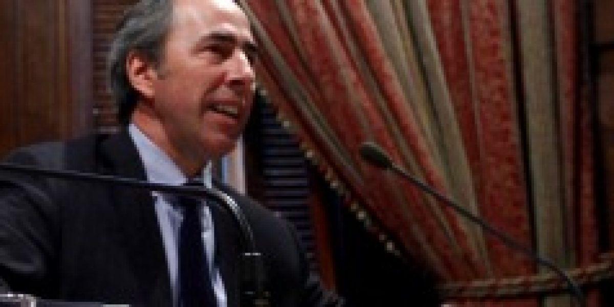 Presidente de la CNC expresa preocupación por caída del 11,7% de inversión en el comercio durante el primer semestre