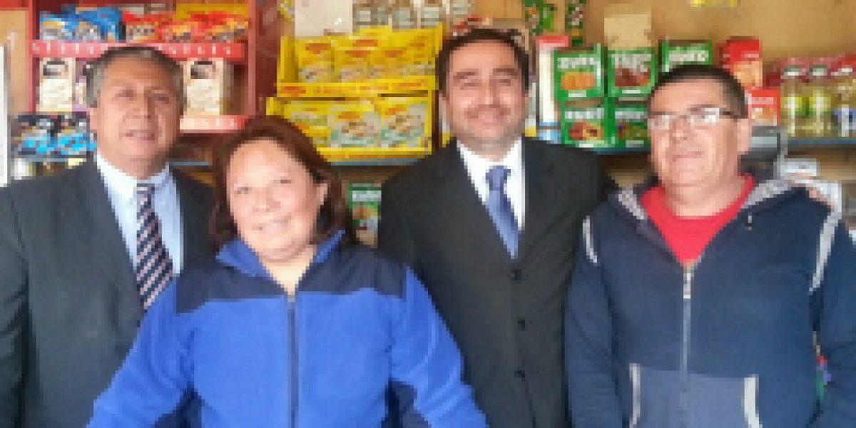 Sercotec entregó más de $653 millones en subsidios a micro y pequeños empresarios afectados por el incendio de Valparaíso