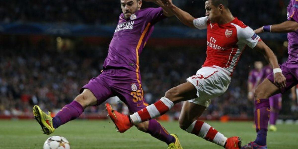 En Inglaterra le ponen nota a Alexis y cuestionan su lenta adaptación a la Premier League
