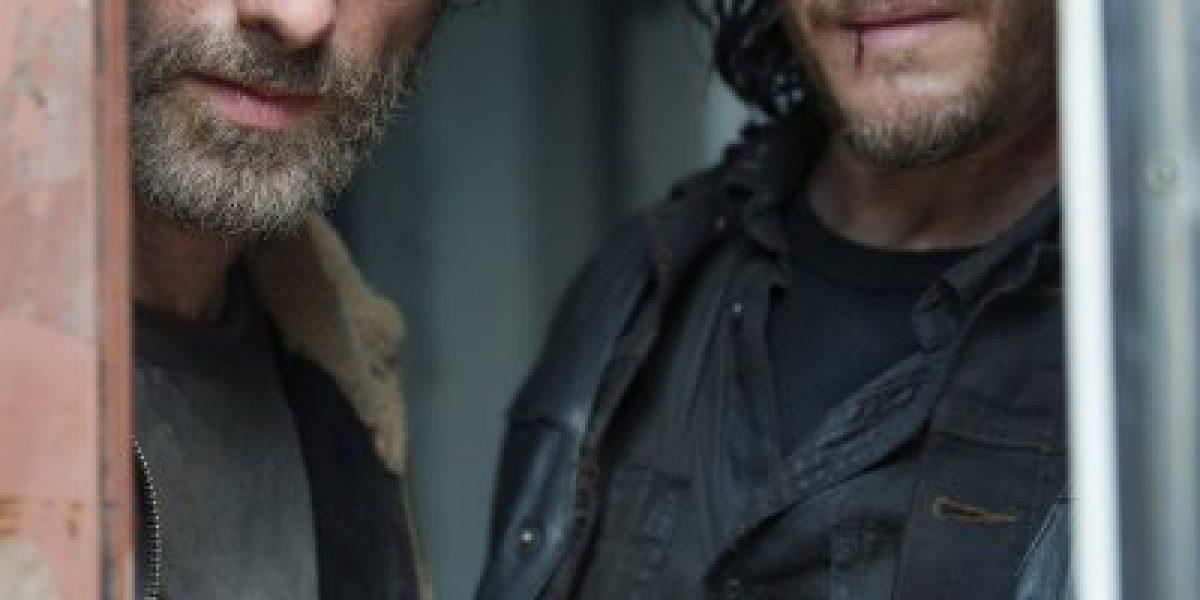 The Walking Dead: Este lunes se estrena en Chile la quinta temporada