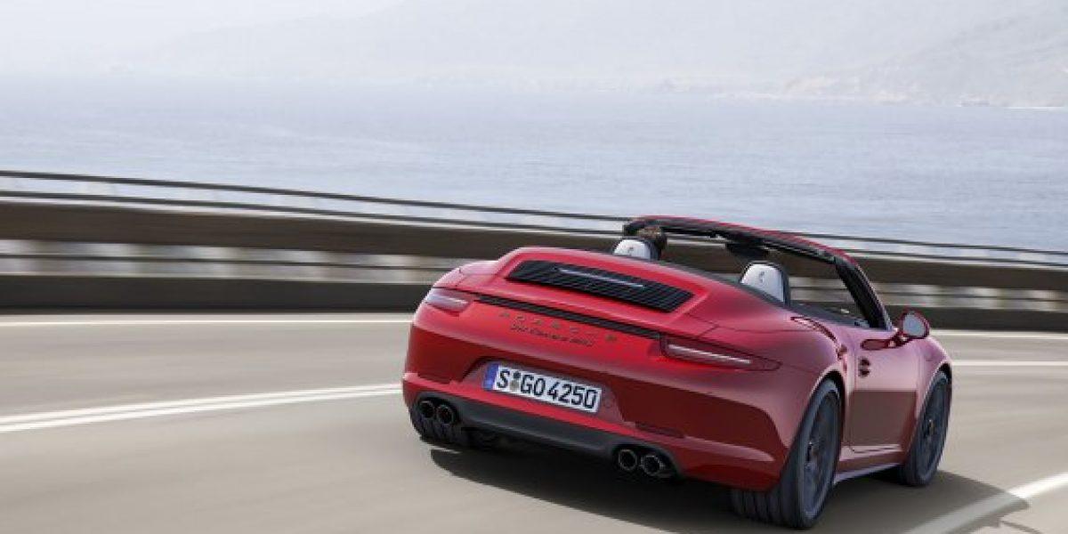 FOTOS Y VIDEO:Este es el nuevo Porsche 911 Carrera GTS