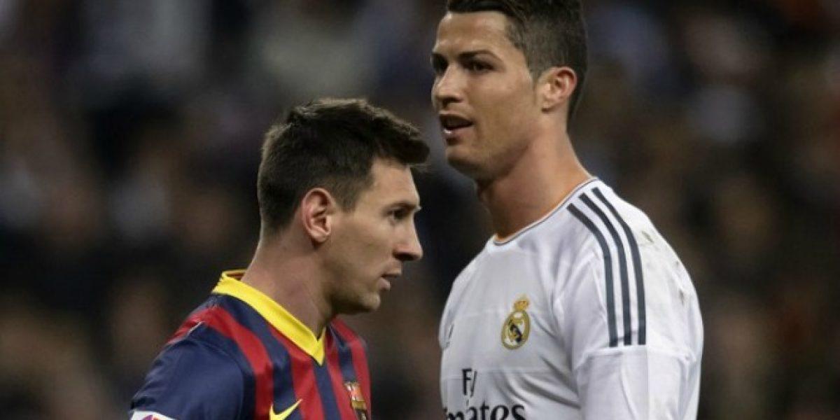 Cristiano Ronaldo habla de su rivalidad con Messi: