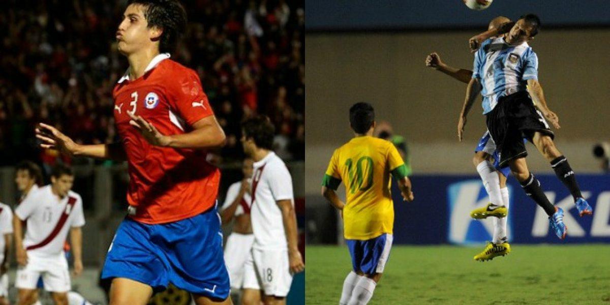 FDS por TV: la Roja frente a Perú y el clásico entre Brasil y Argentina