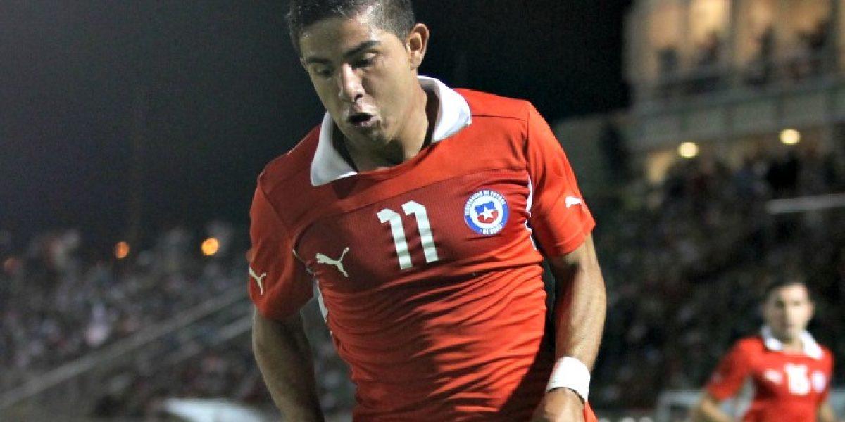 Video: el día en que Felipe Flores le hizo un tremendo golazo de pecho a Perú