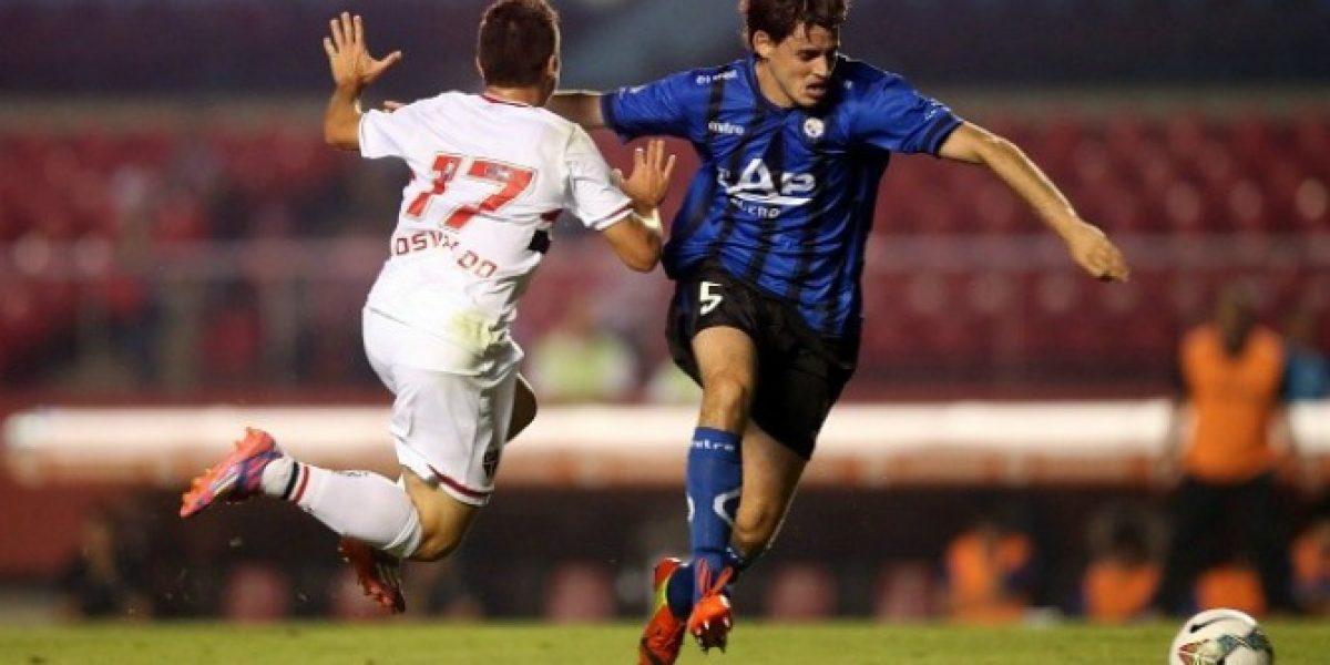 Juez paraguayo dirigirá la revancha entre Huachipato y Sao Paulo por la Sudamericana