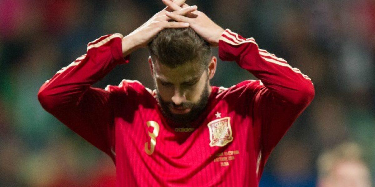 Ya no es lo mismo: España cayó ante Eslovaquia por la clasificatoria a la Eurocopa