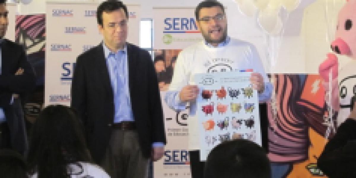 OJO: Sernac amplía plazo para participar en concurso escolar de educación financiera