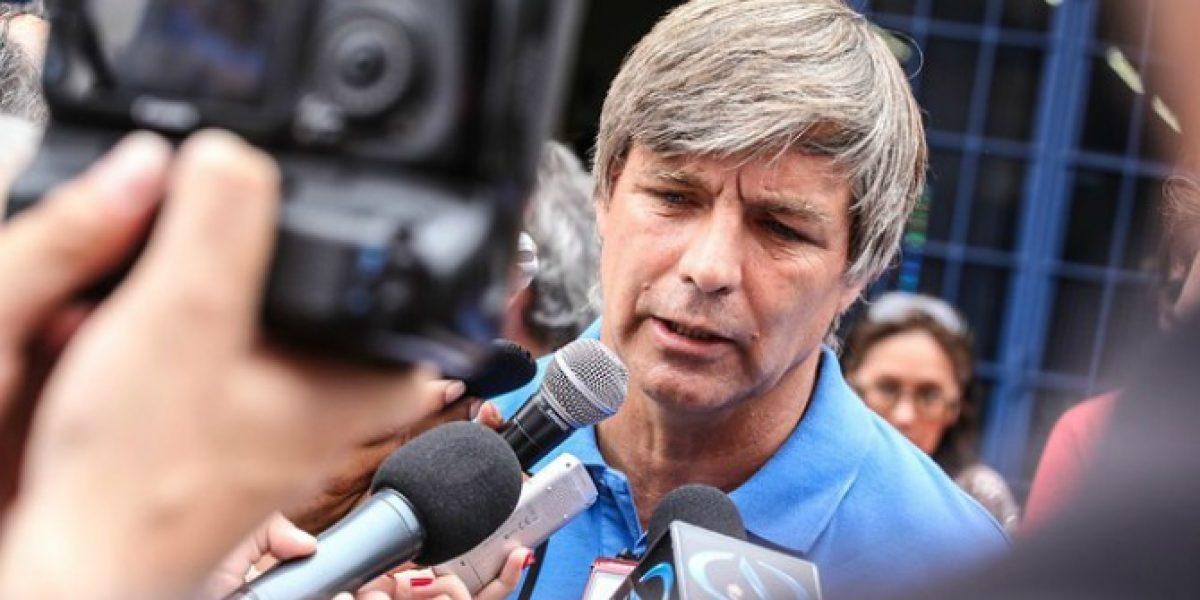 Mayne-Nicholls no postularía a la presidencia de la FIFA sin el apoyo de la Federación local