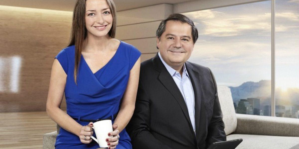 Consuelo Saavedra se ausenta de TVN tras polémica con su marido