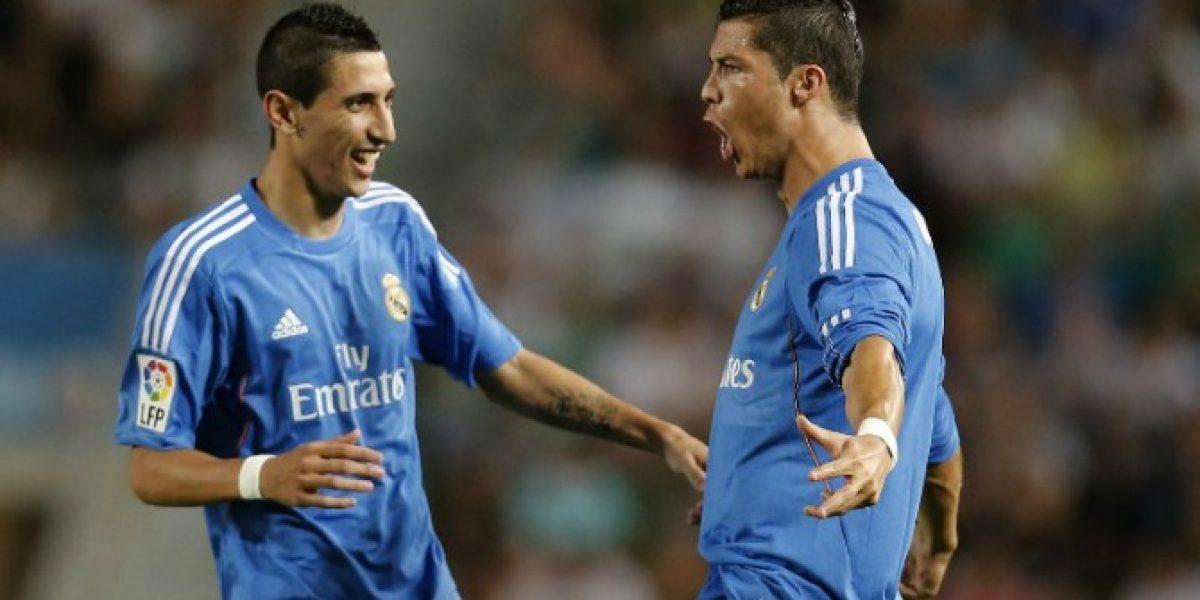 La influencia que tuvo Cristiano en la partida de Di María al Manchester