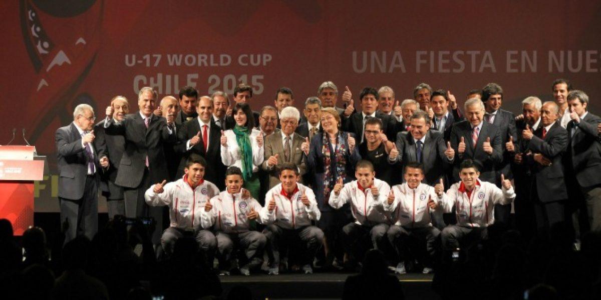 DARChile y subsidio al Mundial Sub 17: