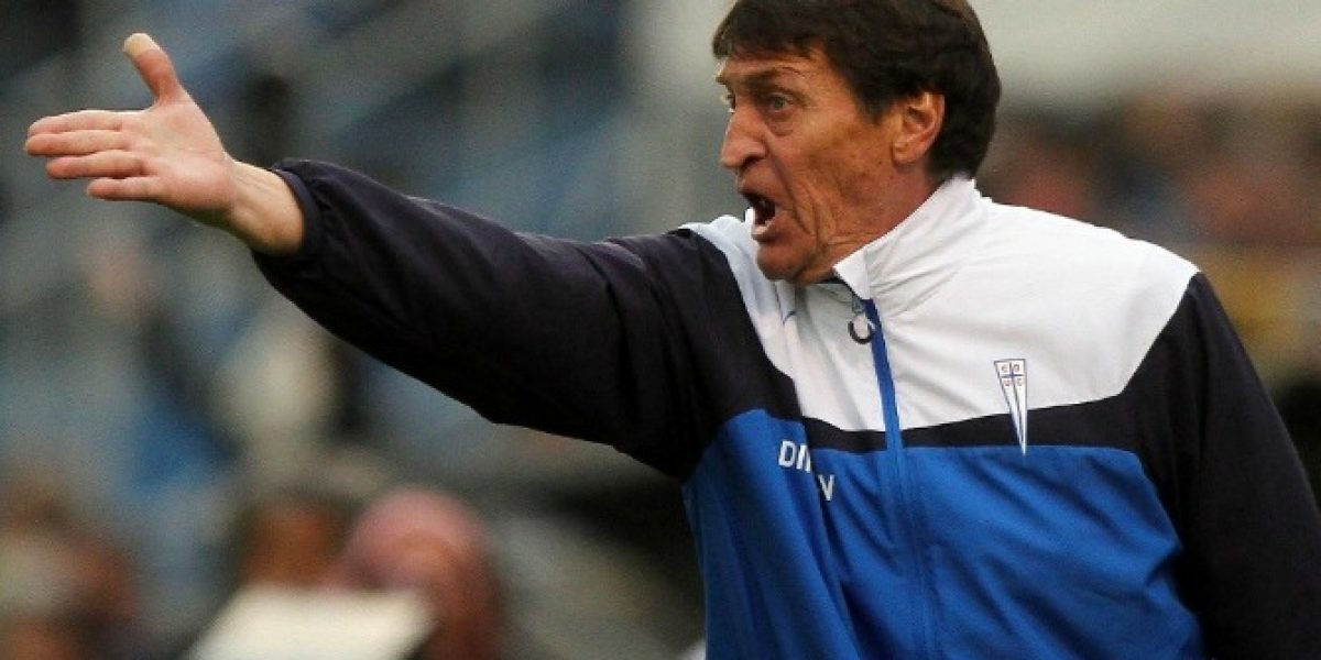 Falcioni salió al paso de la demanda que Francisco Pizarro puso en contra de la UC