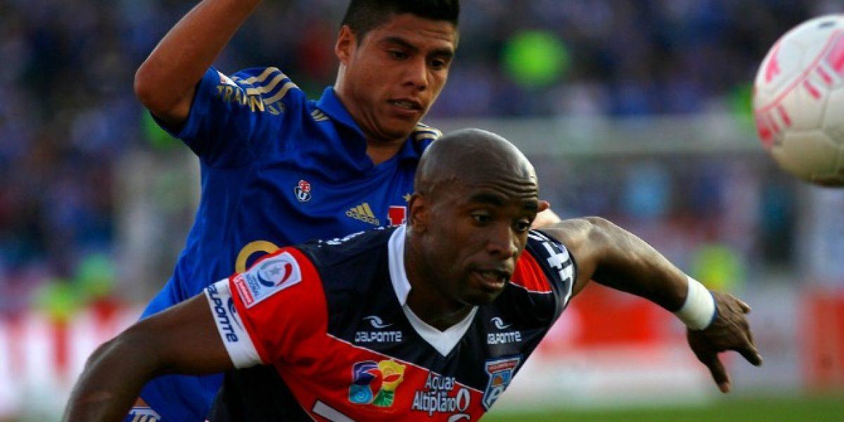 Benjamín Vidal y el desafío de cambiar de puesto: