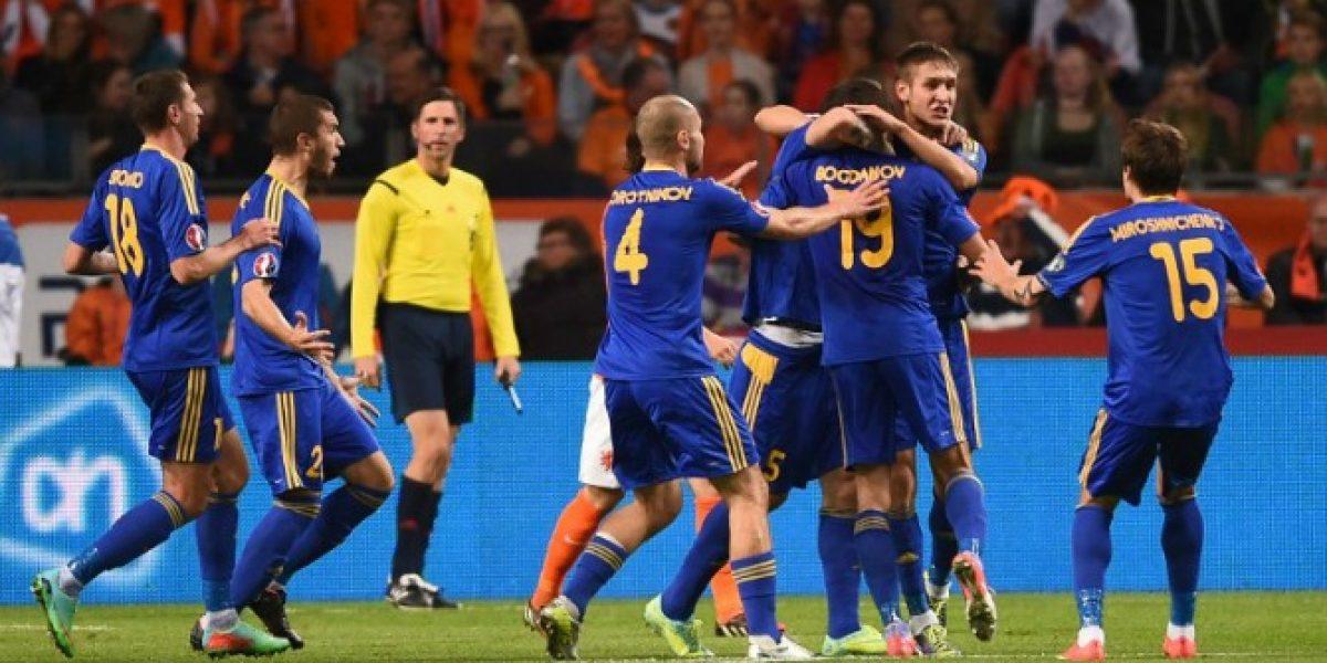 La modesta selección que asustó a Holanda en las Clasificatorias a la Euro 2016