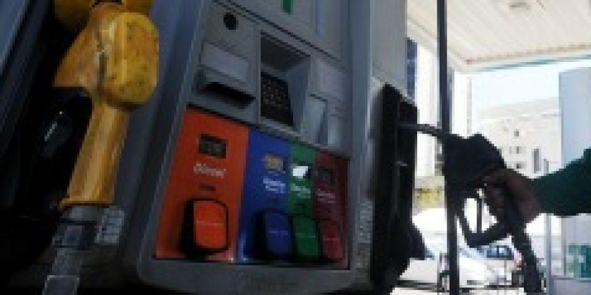 Econsult: sin el Mepco, precio de bencinas bajaría $24 el próximo jueves