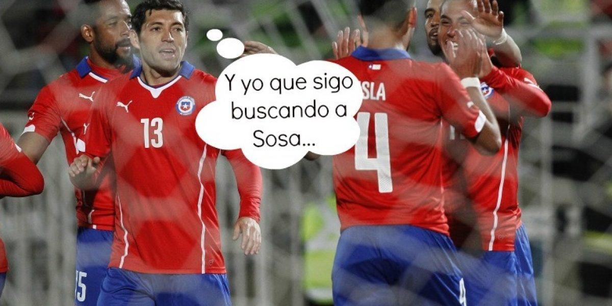 ¡No podían faltar!: Los memes que dejó el partido entre Chile y Perú