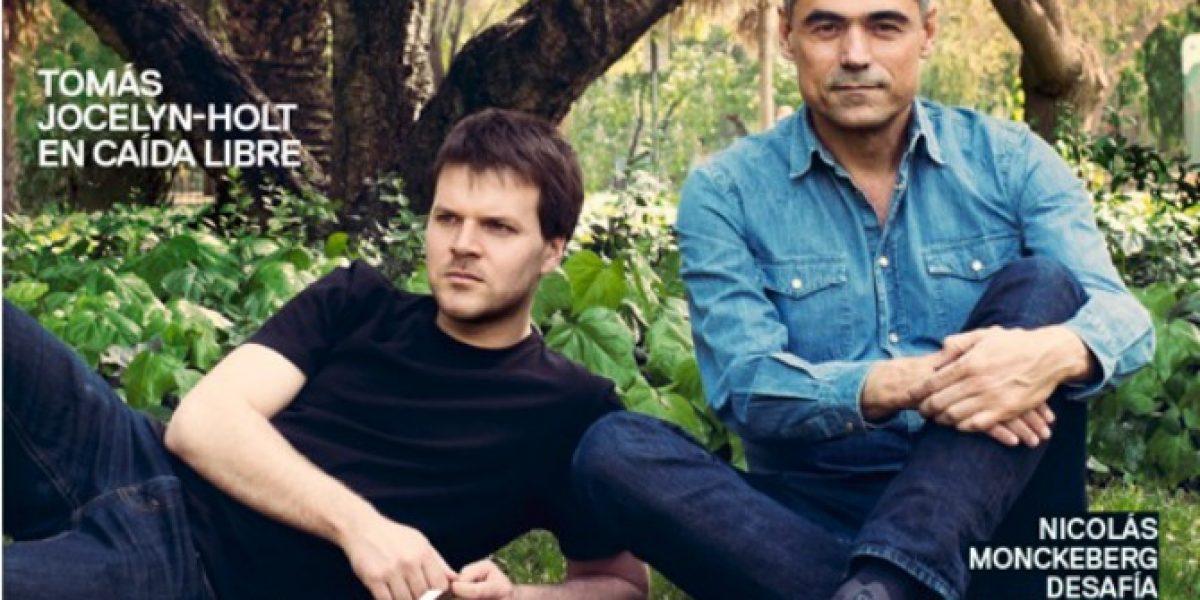 Pablo Simonetti presenta a su pareja en inédita portada de revista chilena