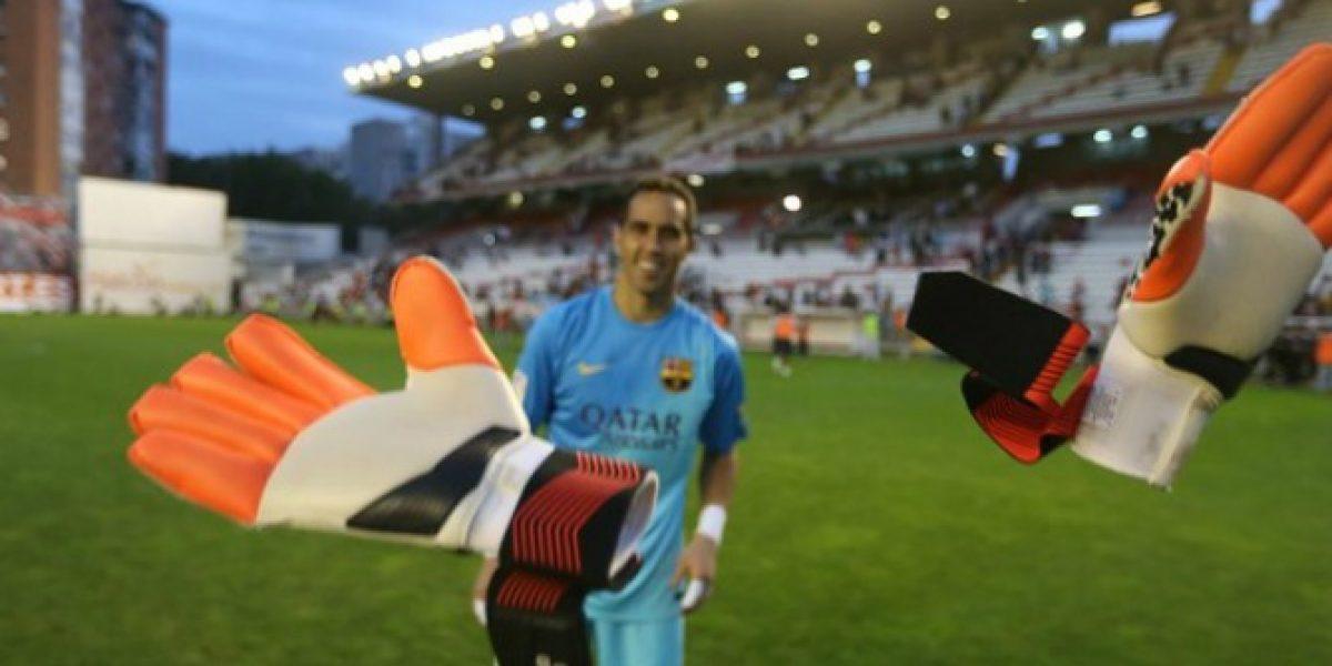 Siguen los elogios: En España califican a Bravo como el arquero