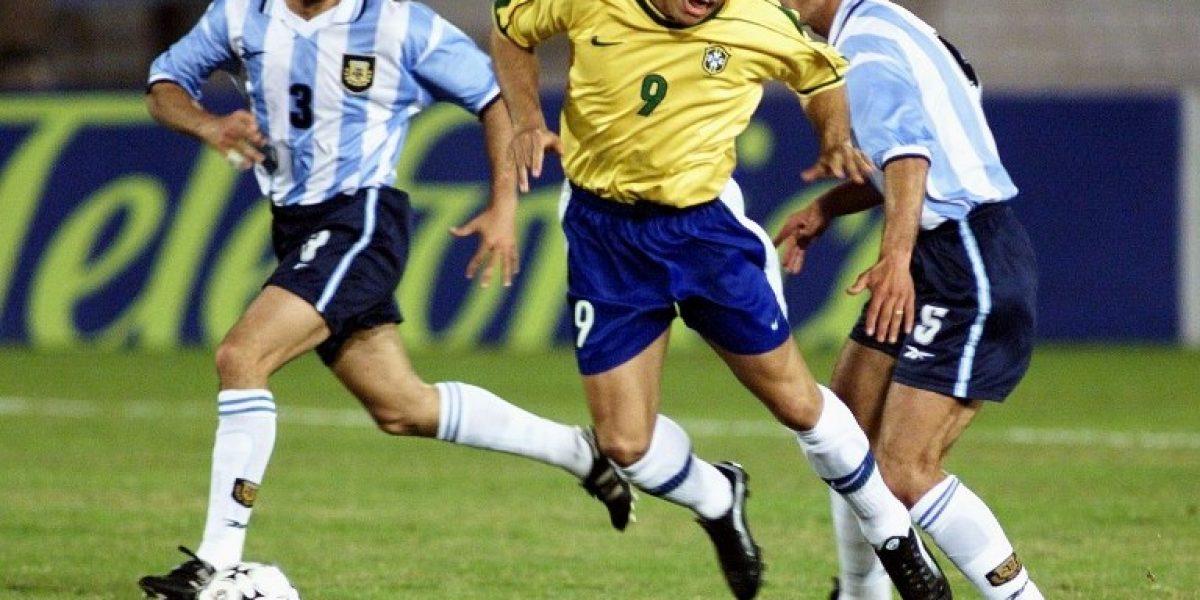 Ronaldo se burla de Argentina por Twitter gracias al triunfo de Brasil