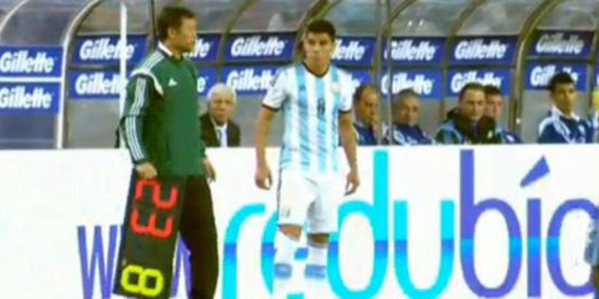 Argentina de más a menos le hizo fácil el triunfo a Brasil en China