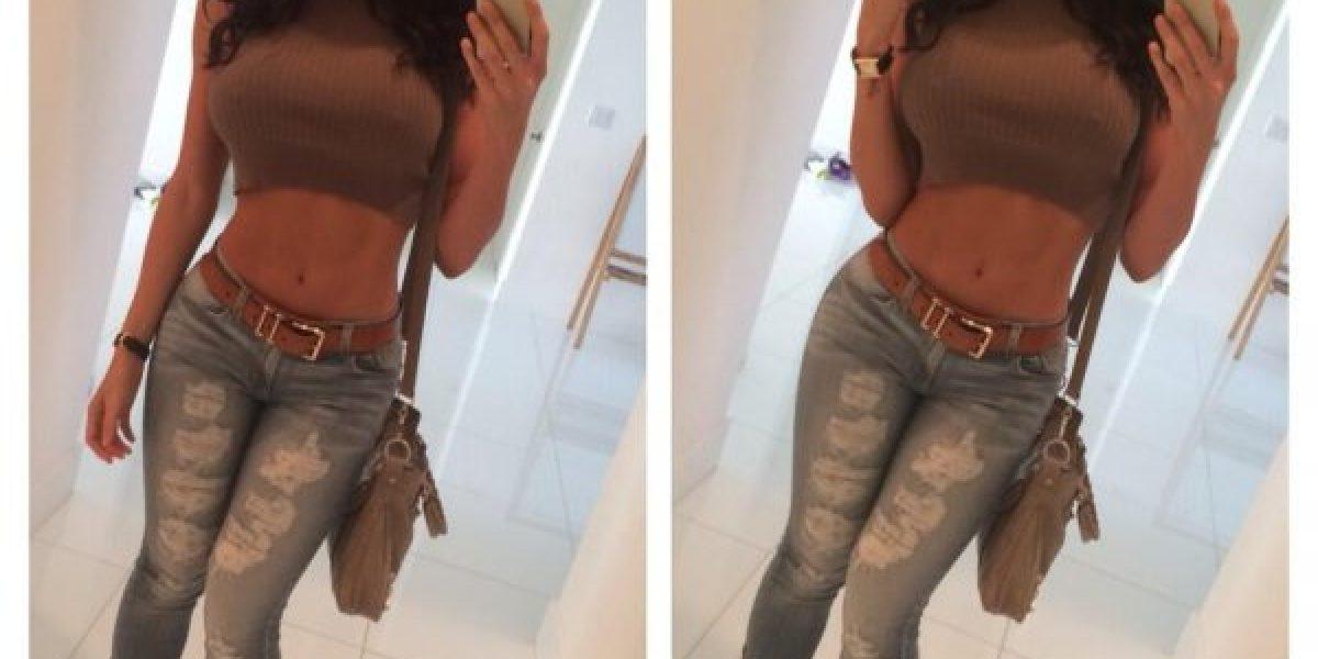 Galería: las irresistibles selfies hot de Claudia Sampedro