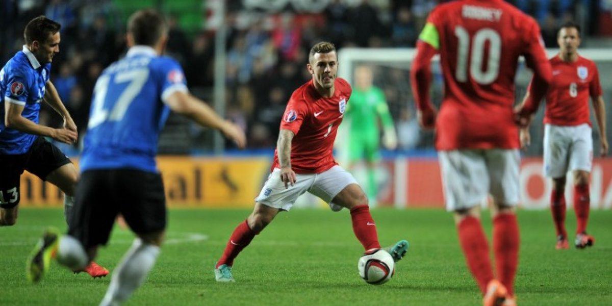 Inglaterra consiguió mezquino triunfo y sigue con rendimiento perfecto en su grupo