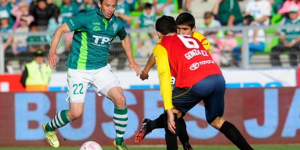 Dramatismo puro: Wanderers derrotó en el epílogo a Unión Española y sigue soñando