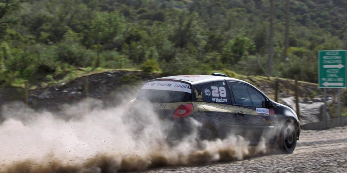 RallyMobil: Ingo Hofmann ganó en Rancagua y saca diferencias de Jorge Martínez