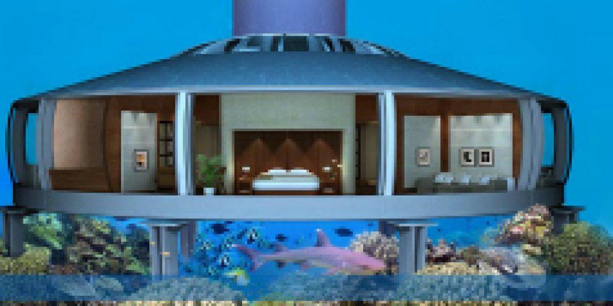 ¿Te gusta el mar? Ahora podrás vivir bajo el agua