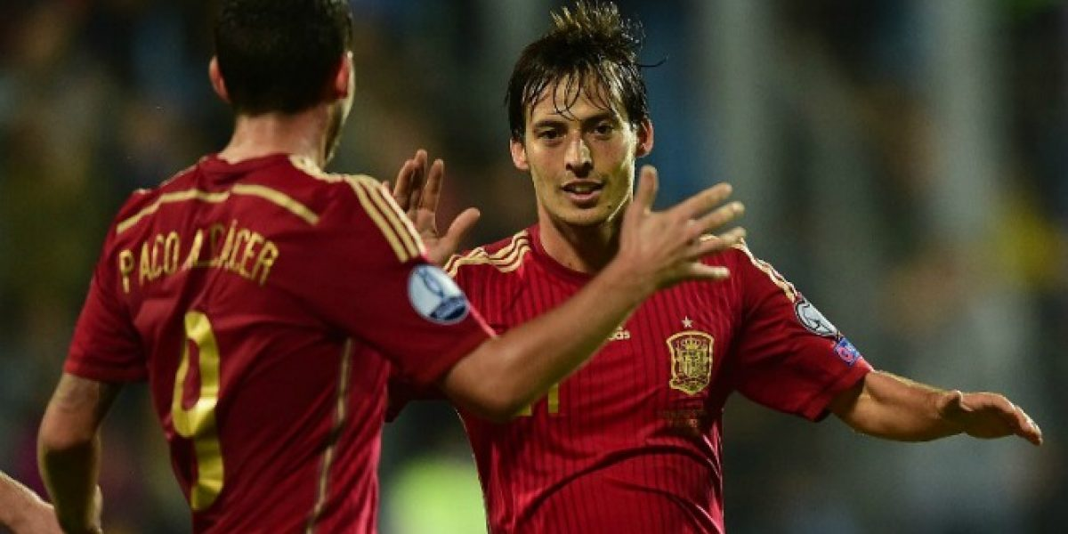 España venció sin problemas como visita a Luxemburgo