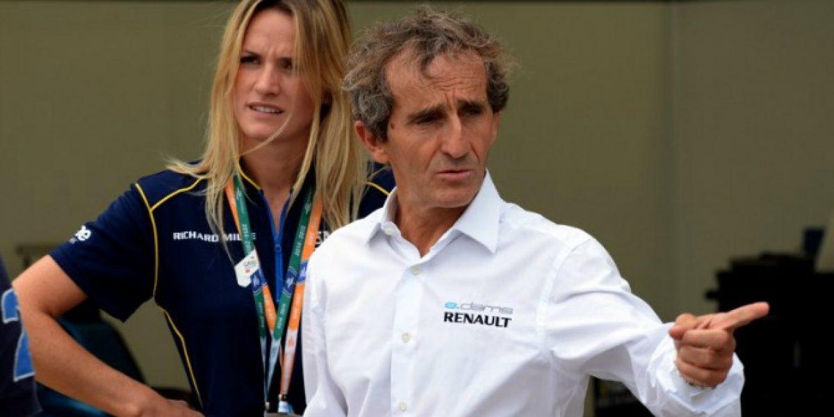 La indignación de Prost por el accidente de Bianchi: