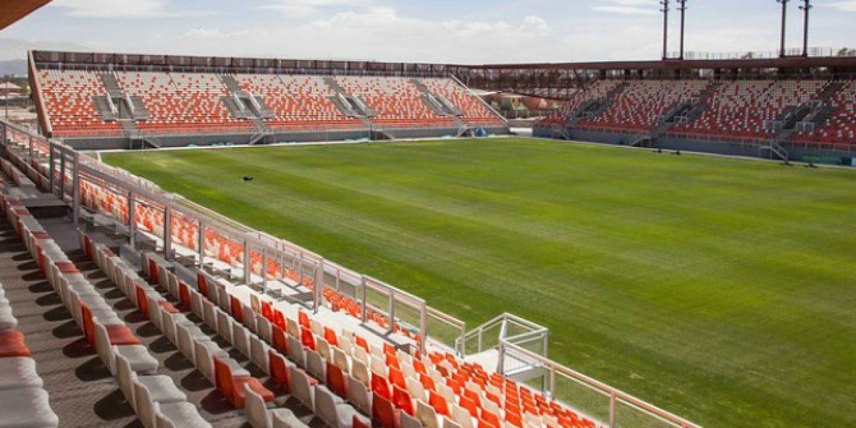 ANFP confirmó que Calama es opción para duelos de la Roja rumbo a Rusia 2018