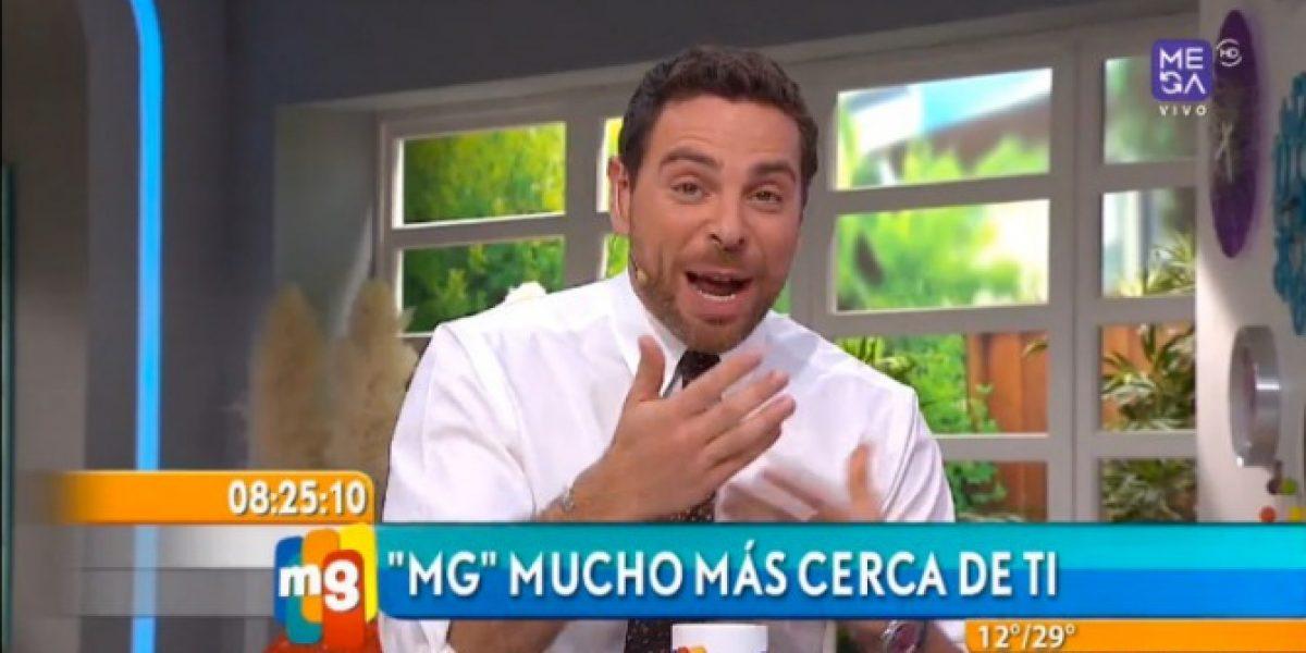 José Antonio Neme contó el