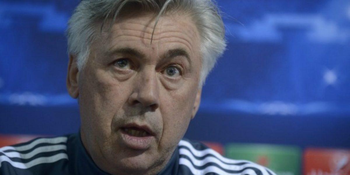 Entrenador del Real Madrid aconsejó fichajes al Milan