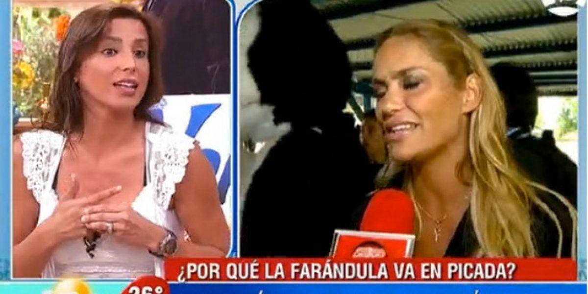 Carla Ballero tras su salida de SQP: