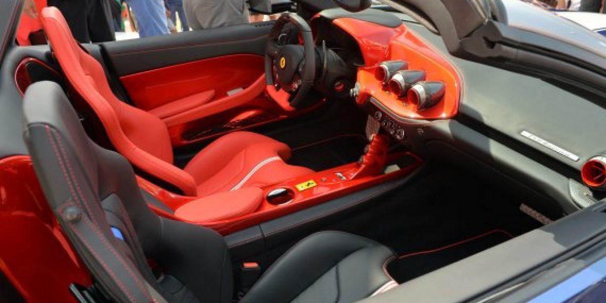 GALERÍA:Este es el nuevo Ferrari F60 América