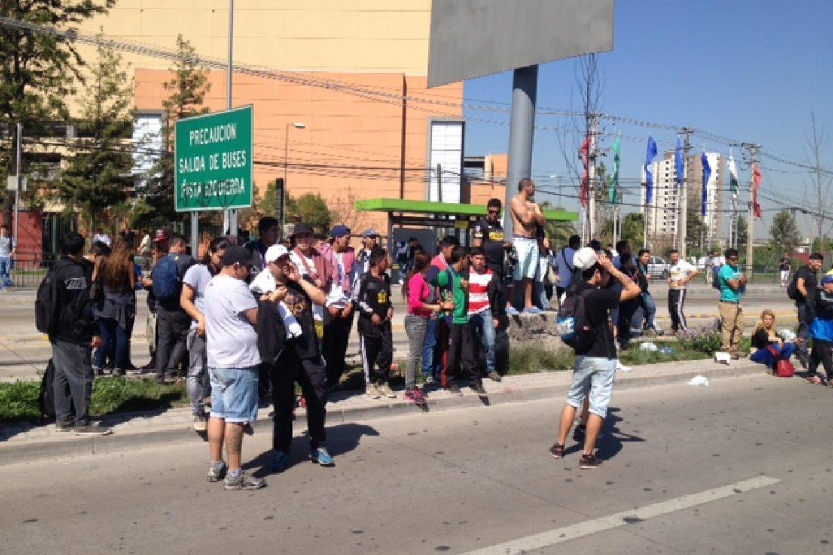 Resultado de imagen de hubo más disturbios. El