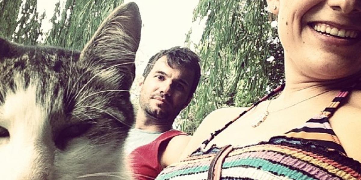 Janis Pope muestra su mejor ángulo en Instagram