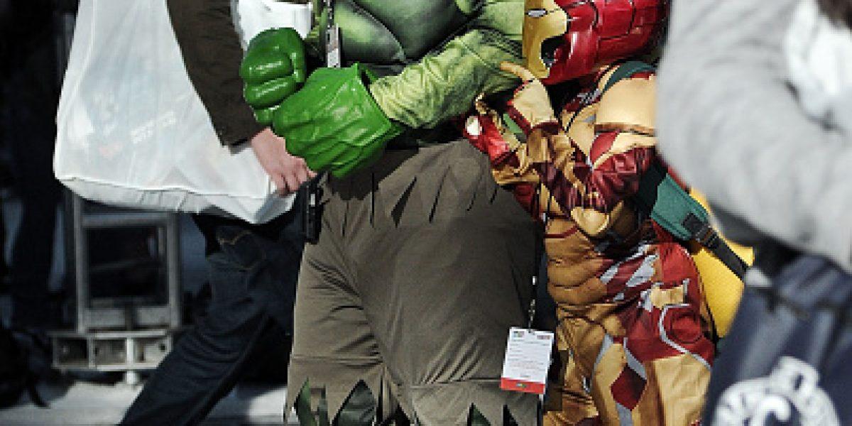 Galería: Las mejores imágenes de la Comic Con de Nueva York