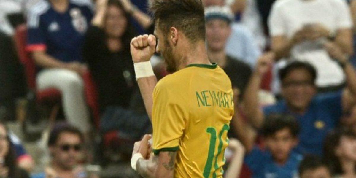 Neymar se encamina a batir uno de los grandes récords de Pelé
