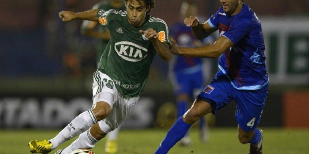 ¿Valdivia dependencia? En Brasil afirman que el chileno es fundamental en Palmeiras